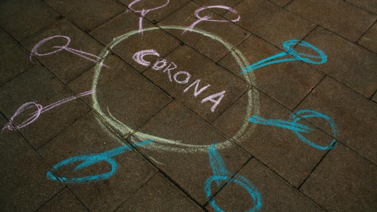 kontakty z dzieckiem koronawirus
